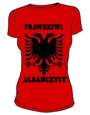albania Lady