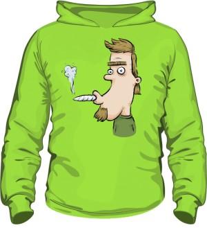 Bluza męska z kapturem