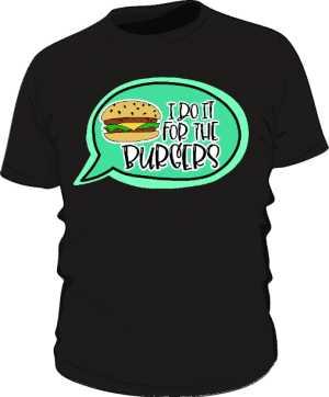 Wszystko za burgera