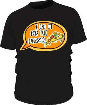 Wszystko za pizzę