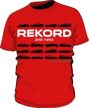 Rekord jest nasz RED