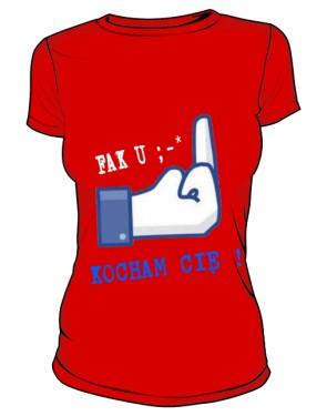 Koszulka z nadrukiem 61326