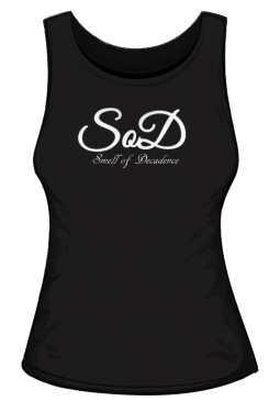 SoD logo Woman sleeveless