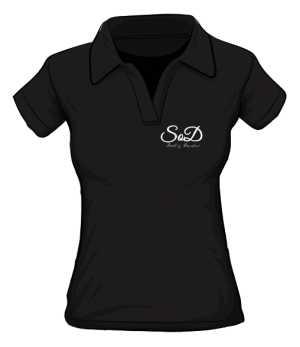SoD logo Polo Woman