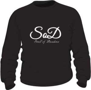 SoD logo Sweatshirt Man