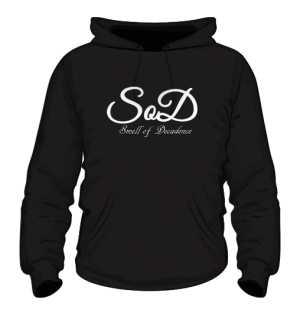 SoD logo Hoodie Man