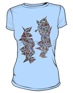 Koszulka z nadrukiem 622768