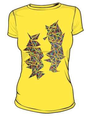Koszulka z nadrukiem 622769