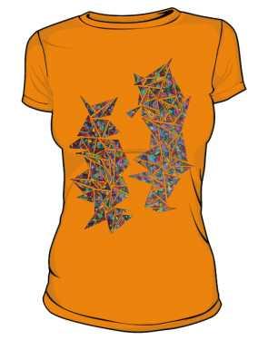 Koszulka z nadrukiem 622770