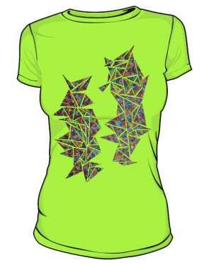 Koszulka z nadrukiem 622771