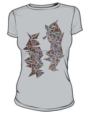 Koszulka z nadrukiem 622772