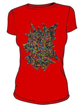 Koszulka z nadrukiem 622789
