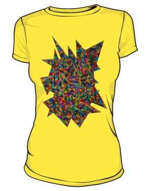 Koszulka z nadrukiem 622790