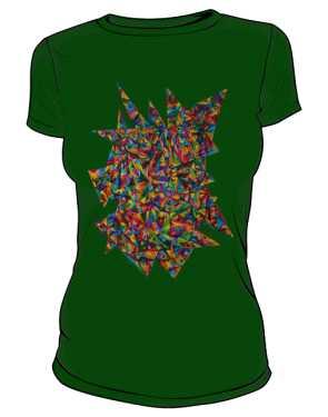 Koszulka z nadrukiem 622791