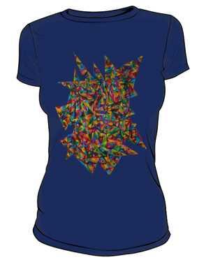Koszulka z nadrukiem 622792