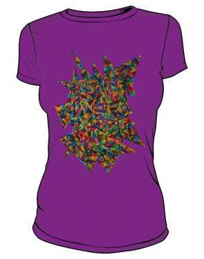 Koszulka z nadrukiem 622793