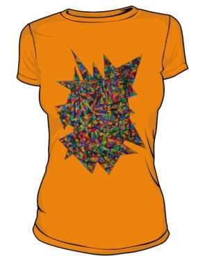 Koszulka z nadrukiem 622794
