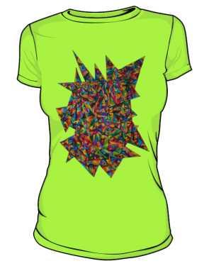 Koszulka z nadrukiem 622795
