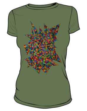 Koszulka z nadrukiem 622797