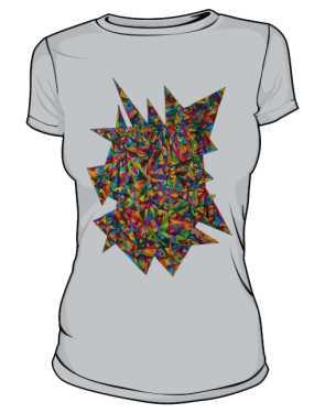 Koszulka z nadrukiem 622798