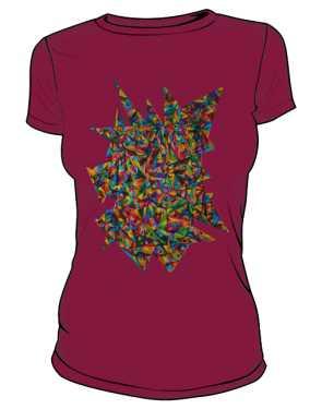 Koszulka z nadrukiem 622799