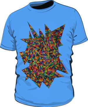 Koszulka z nadrukiem 622801