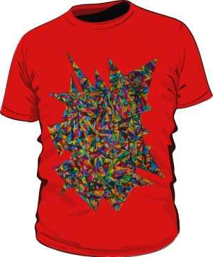 Koszulka z nadrukiem 622802