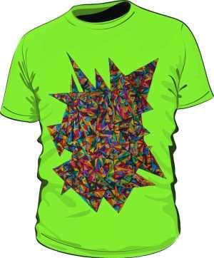 Koszulka z nadrukiem 622803