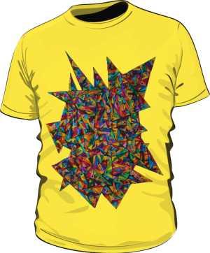 Koszulka z nadrukiem 622804