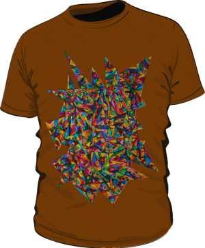Koszulka z nadrukiem 622805