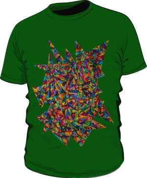 Koszulka z nadrukiem 622806