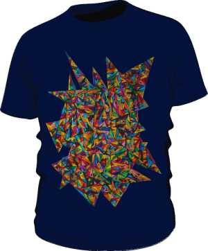 Koszulka z nadrukiem 622808