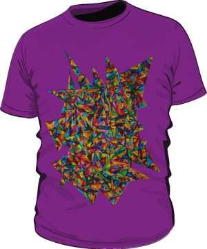 Koszulka z nadrukiem 622809