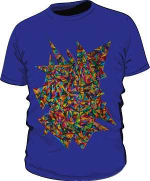 Koszulka z nadrukiem 622810
