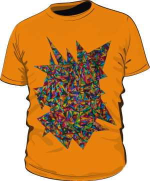 Koszulka z nadrukiem 622811