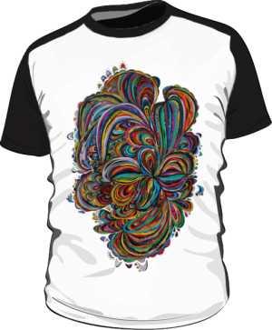 Koszulka z nadrukiem 622828