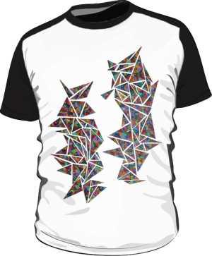 Koszulka z nadrukiem 622829