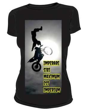 koszulka damska freestyle motocross