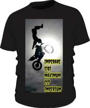 koszulka męska freestyle motocross
