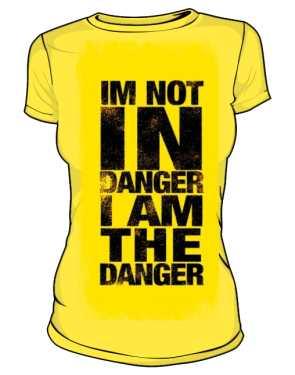 Koszulka damska danger me