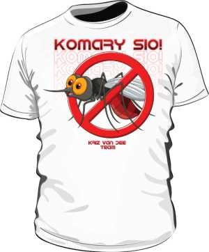 Koszulka męska Komary Sio  KvD
