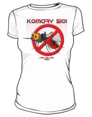 Damska koszulka Komary Sio KvD