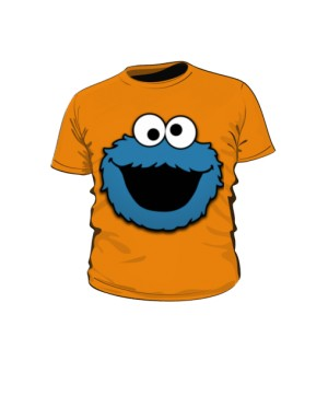 Koszulka z nadrukiem 6352