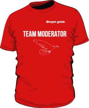 Moderator Team męska