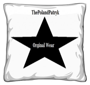 Poduszka Orginal Wear