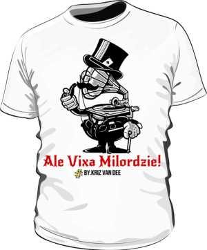 Męska koszulka Ale Vixa Milordzie