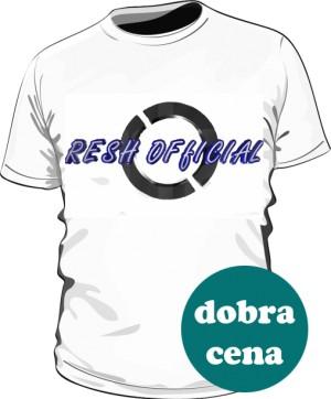 Koszulka Resh Official