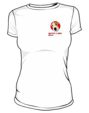 Koszulka damska Matti i Bibi