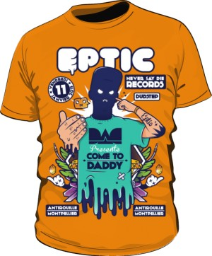 EPTIC 3 POMARAŃCZOWA