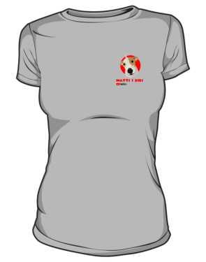 Koszulka Slim Matti I Bibi